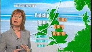 ITV Weather and Continuity July 2004