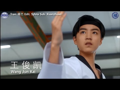 "【TFBOYS 王俊凯】TFBOYS《Finding soul》OST ""Fight for Future""  English Sub.【Karry Wang Junkai】"