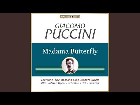 "Madama Butterfly, Act I, Scene 13: ""Bimba, Bimba, Non Piangere"""