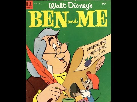 Ben and Me - Disney (Short Film)