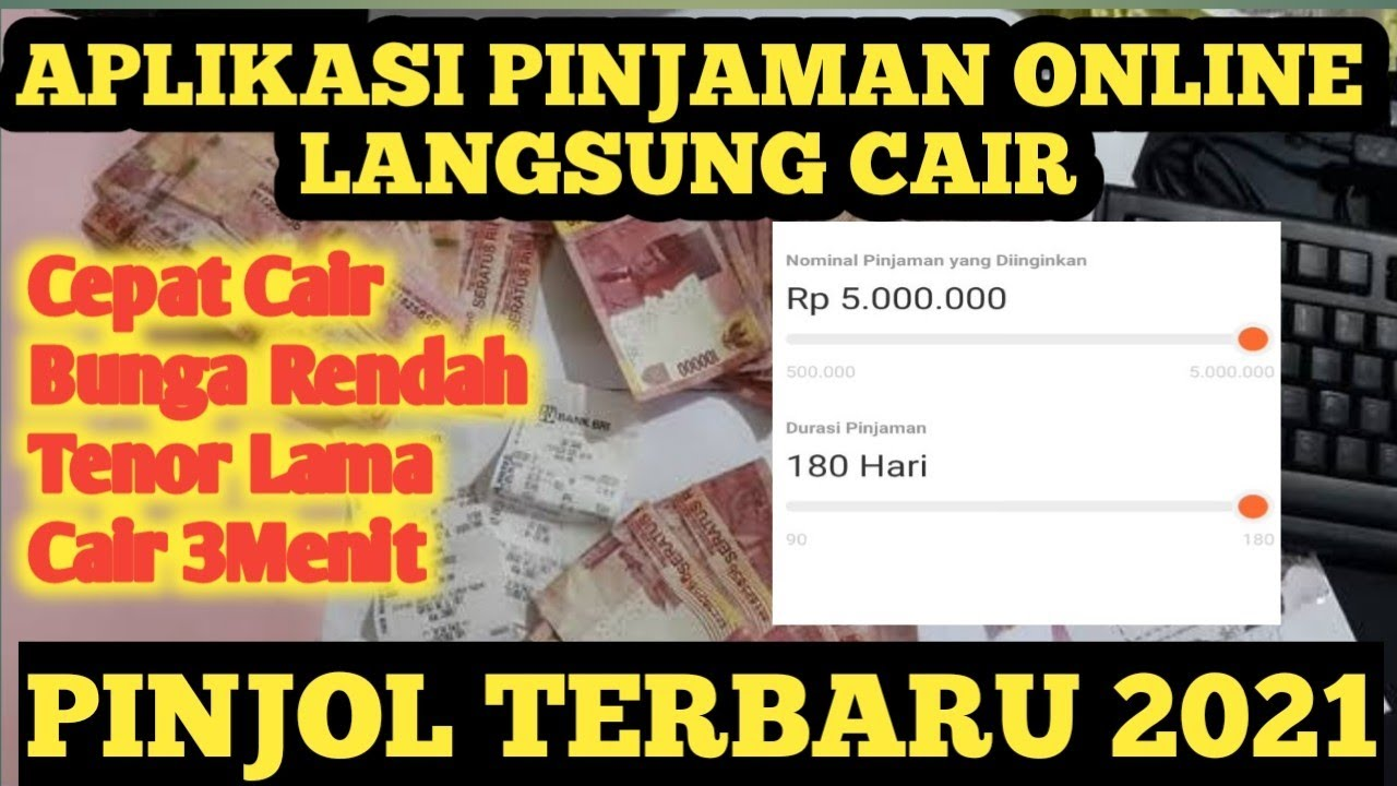 CAIR TERUS!! Pinjaman Online Langsung Cair Resmi OJK Hanya ...