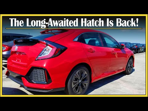 2017 / 2018 Honda Civic Hatchback Review | Honda's Aggressive Comeback! | Full In-Depth Car Review