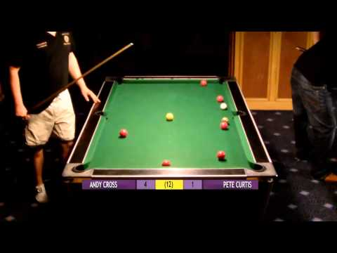 TEPL   Andy Cross v Pete Curtis