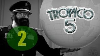 World War: Playing Both Sides [2] Hardmode Mountain Tropico 5 Sandbox