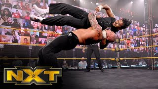 Santos Escobar vs. Karrion Kross – No Disqualification Non-Title Match: WWE NXT, Feb. 24, 2021