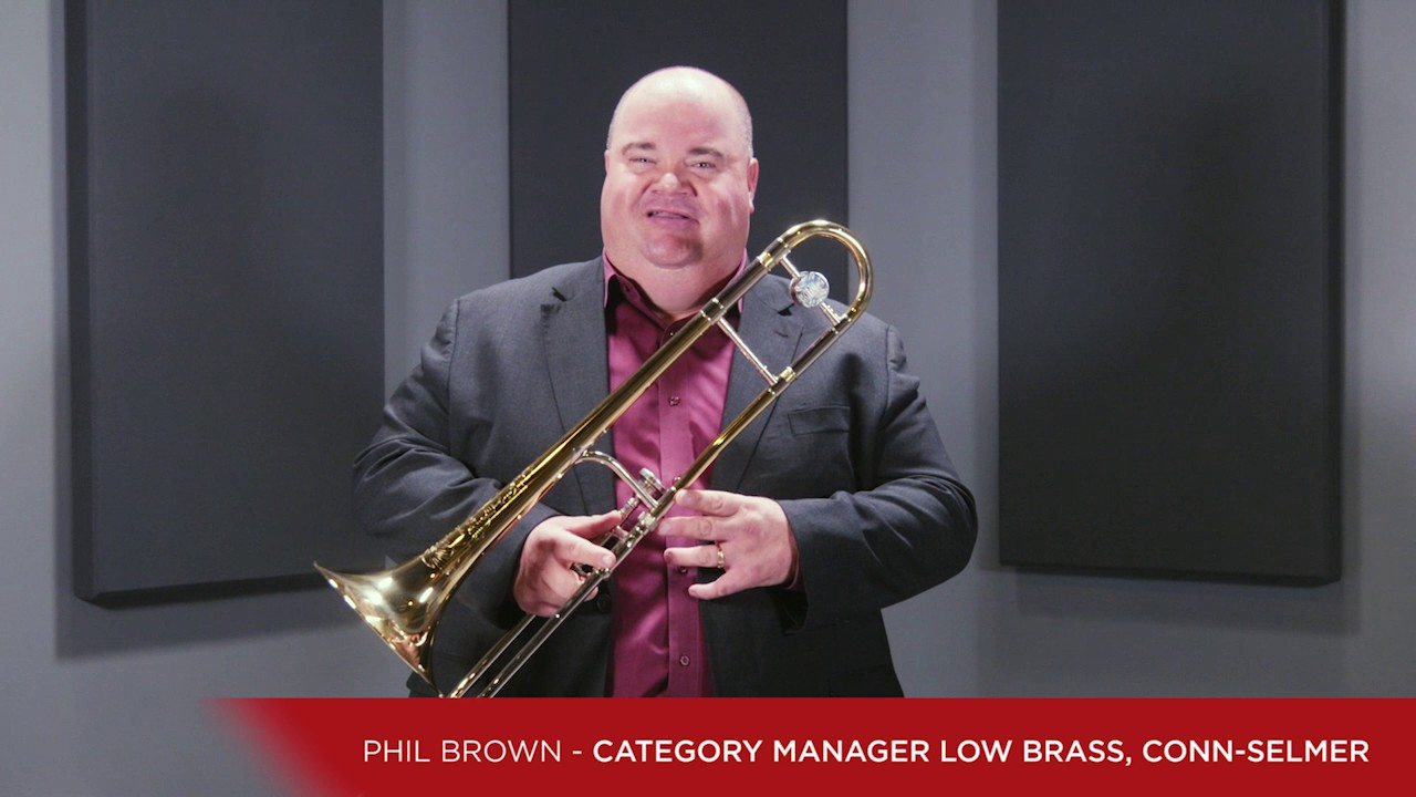 King 3B Legend Series Trombone