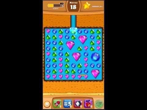 Diamond Digger Saga Level 1764 - NO BOOSTERS   SKILLGAMING ✔️