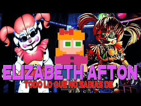 Elizabeth Afton | Freddy Fazbear's Pizzeria Simulator | Five Nights at Freddy's 6 | Sister Location