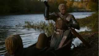 Jaime & Brienne Find A Boat [HD]