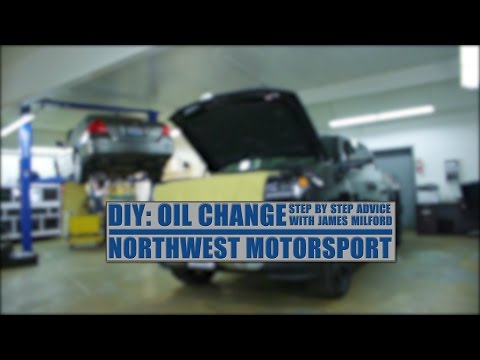 do-it-yourself:-oil-change