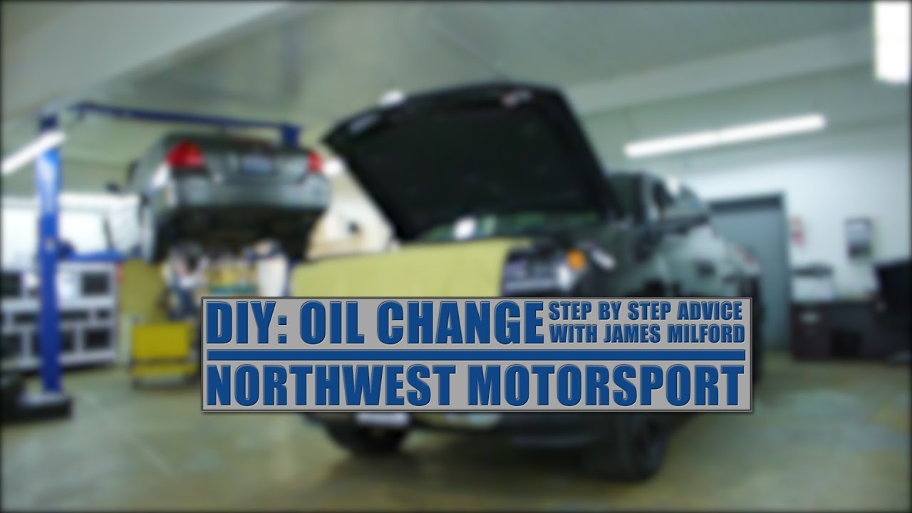 Do it yourself oil change youtube do it yourself oil change solutioingenieria Images