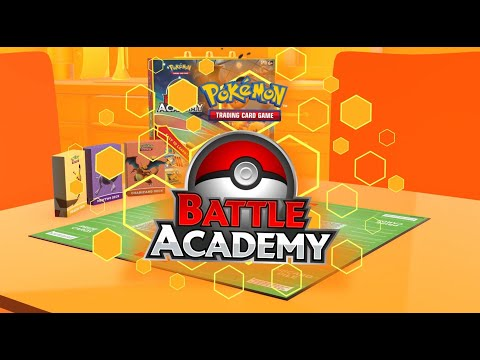 Become a Pokémon TCG Master with Battle Academy!