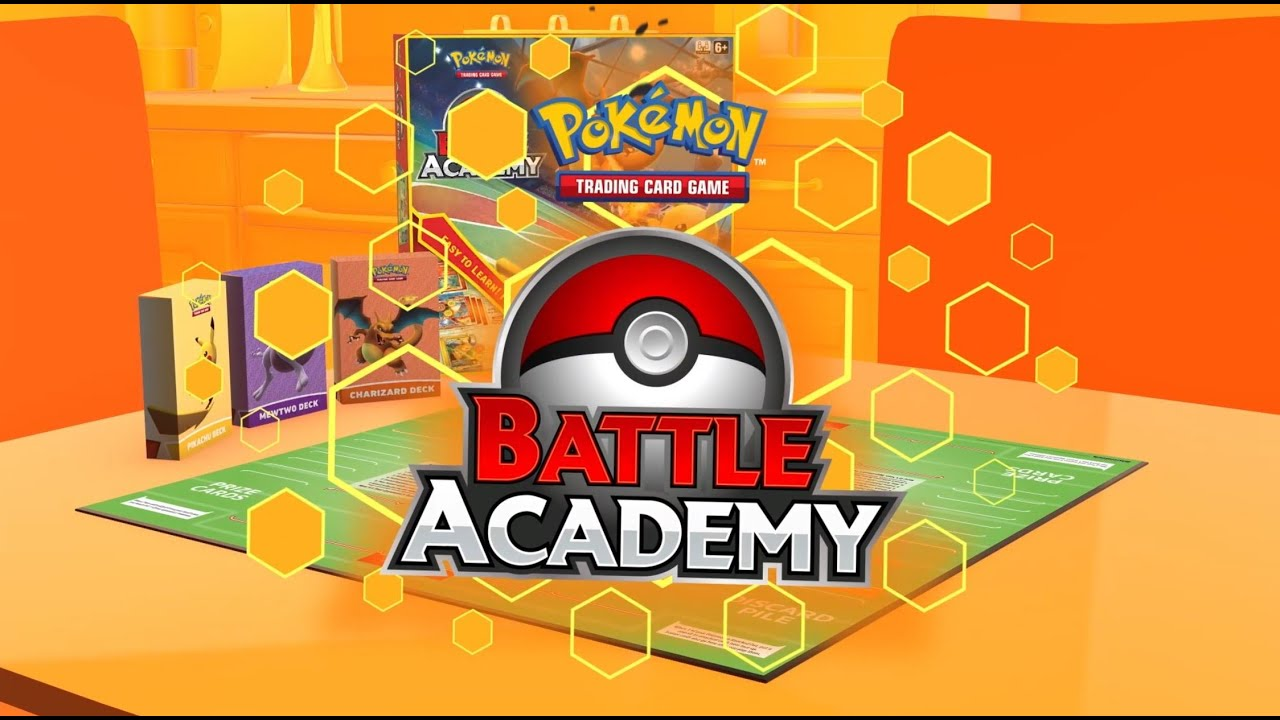 Become A Pokemon Tcg Master With Battle Academy Youtube