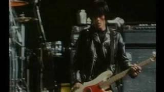 Ramones live Rome 1980 (part 1)