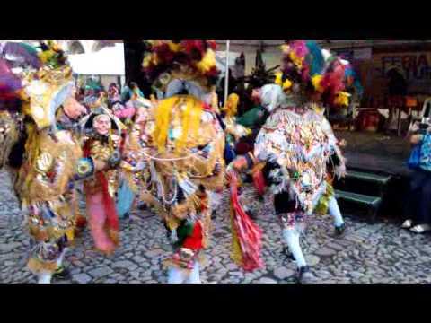 La Danza Del Venado Dance Of The Deer Youtube