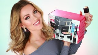 Lancome Makeup Tutorial | How to apply makeup for beginners | Beautiful Foundation for perfect skin
