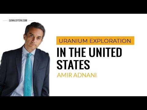 Episode 11: Amir Adnani: Uranium Exploration in the United States