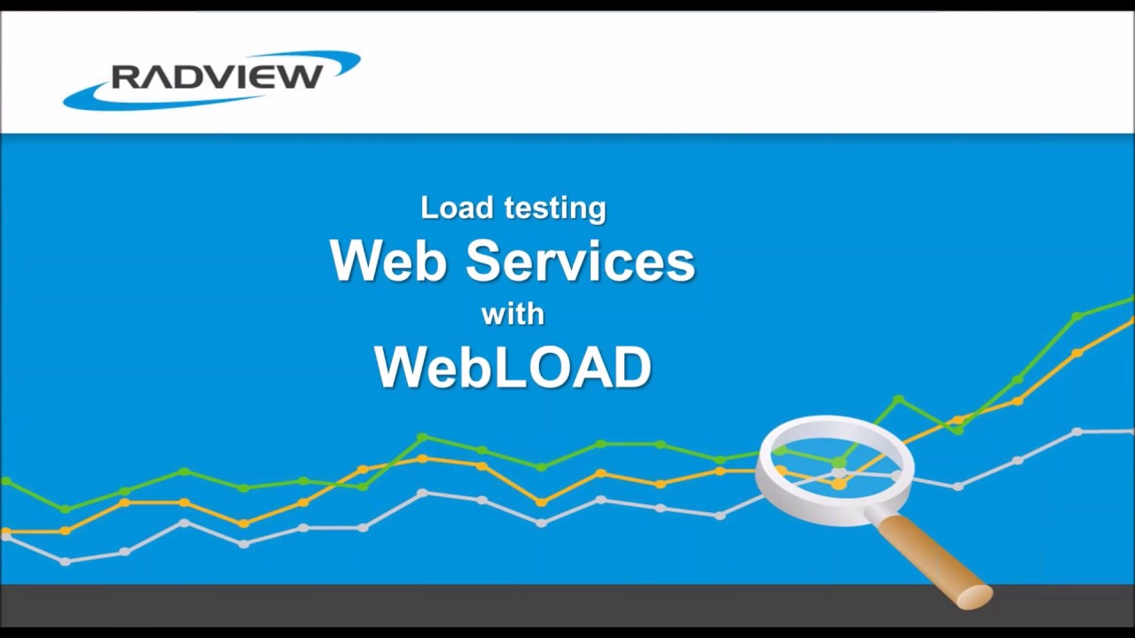 Load Testing Web Services and API