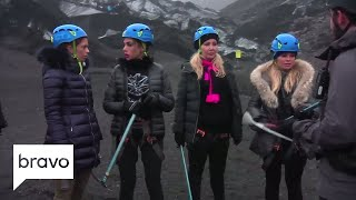RHOC: The OC 'Wives Hike Glaciers in Iceland (Season 12, Episode 16) | Bravo