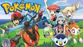 CZWARTA i PIĄTA GENERACJA! - Pokemon Fire Ash #104