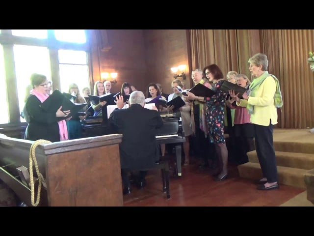 Easter 2019, Cantate Dominum, Rutter