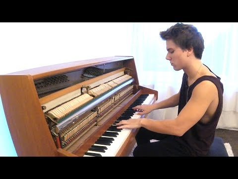 Cover Lagu Charlie Puth - How Long (Piano Cover) by Peter Buka STAFABAND