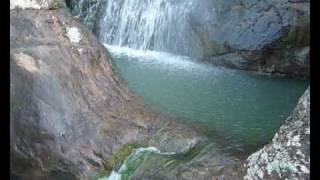 Los Alcornocales - Cascada