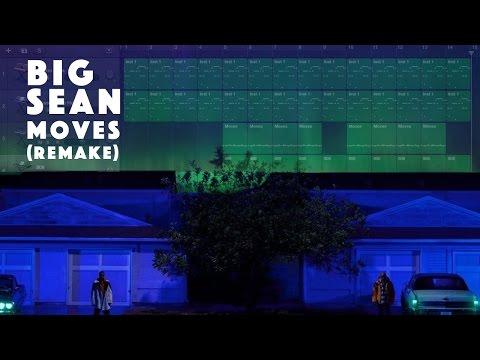 Making a Beat: Big Sean - Moves (Remake)