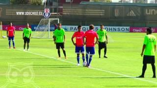 Partido amistoso || Universidad de Chile vs. Palestino