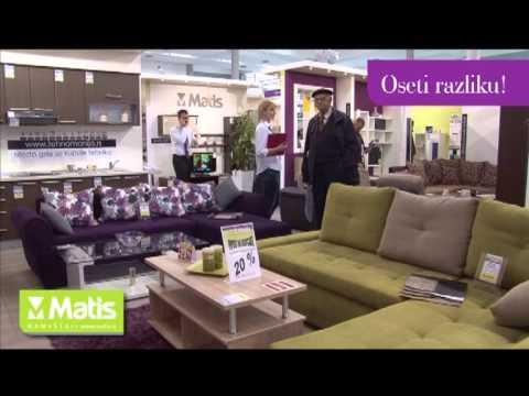 MATIS nameštaj - Saloni u Beogradu