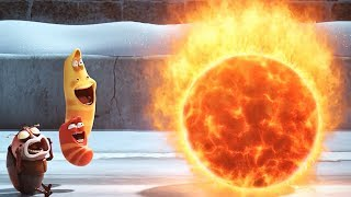 LARVA - FIRE BALL | Cartoon Movie | Cartoons For Children | Larva Cartoon | LARVA Official