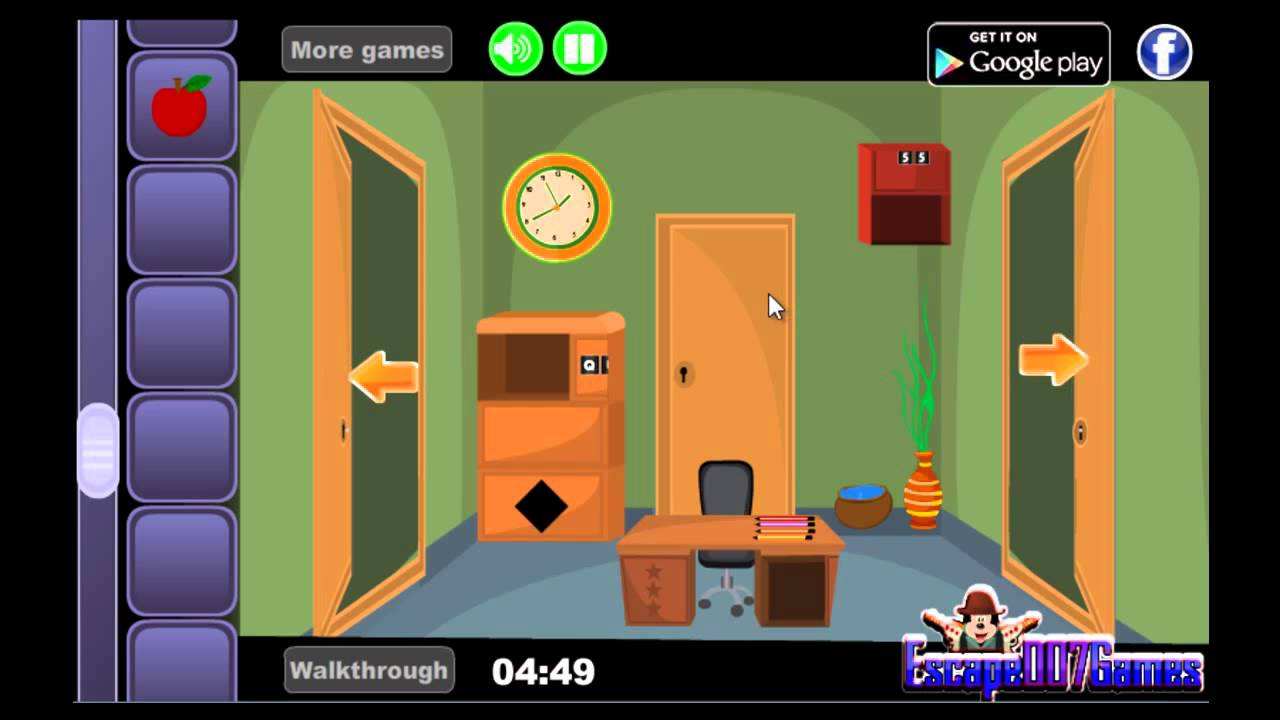 Jolteon room escape walkthrough escape007games youtube for Small room escape 6 walkthrough