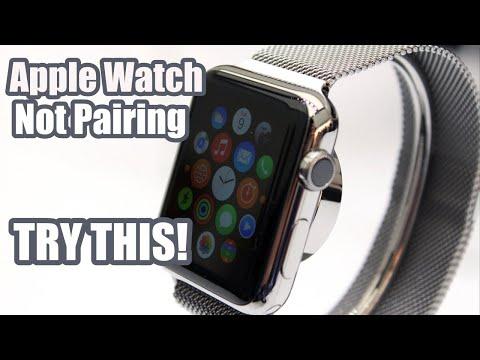 Apple Watch Not Pairing(FIX)