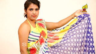 How To Wear Saree Easily, Quickly And Perfectly   Diy Saree Draping