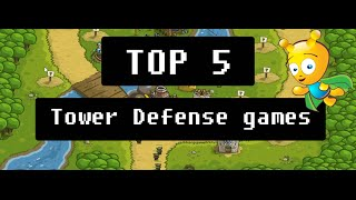 Top 5 Tower Defense Games - The Best tower Defence Games Free to Play / Yepi