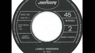 Jerry lee lewis ~ Lonely weekends