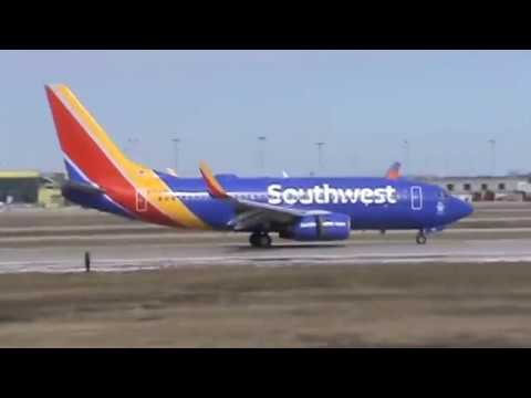 Plane Spotting GRR Gerald R Ford Int'l Airport