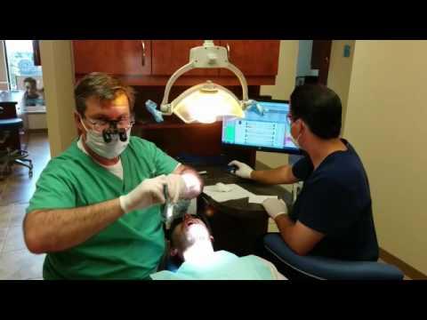 Dental Examination with KAVO Diagnadent Laser & SOPROLife Intraoral Camera Procedure