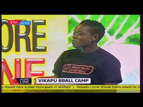 Sports Connect Africa CEO, Cynthia Mumbo on Vikapu Basketball Camp