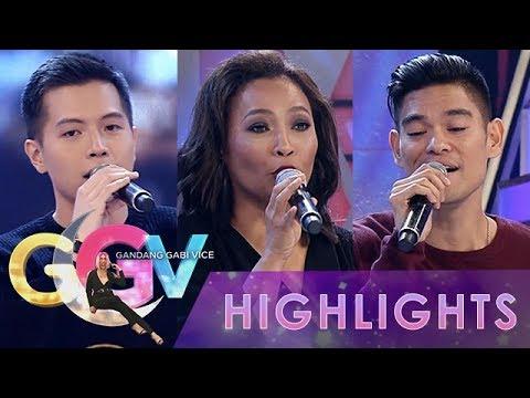 GGV: Jason Dy, Jaya And Jay R Take On Vice Ganda's Challenge