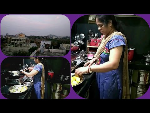 March 31st lunch preparation vlog by simple telugu house wife