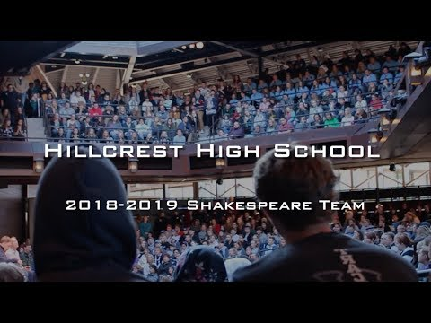 Shakespeare Team Auditions 2018