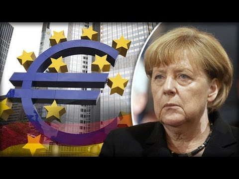 BREXIT'S DEVASTATING IMPACT WILL PUSH GERMANY INTO WHIRLPOOL OF ECONOMIC CHAOS