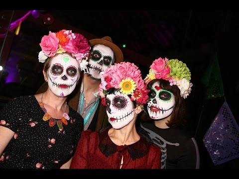 Wahaca's Day of the Dead Festival 2015