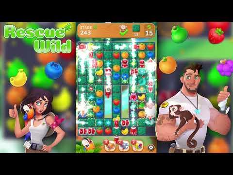 puzzle fruits: rescue wild hack