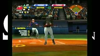 MLB Slugfest 2003 (Multiplayer/Gamecube) Episode 1 - Cut Grass