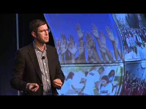 Making Absence Visible: Michael Arad at TEDxWallStreet