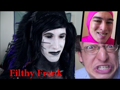 Goth Reacts to Filthy Frank