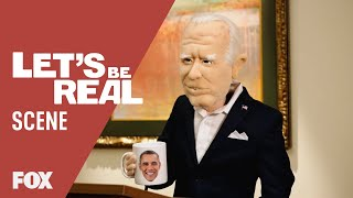 Joe Biden Gets Debate Prep | LET'S BE REAL