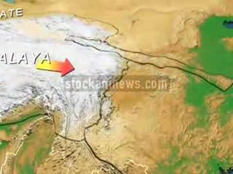 CHINA EARTHQUAKE SICHUAN TECTONIC PLATES